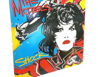 Shock Vinyl LP Record by the Motels 1980s New Wave
