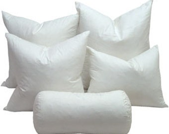 25/75 Down Feather Pillow Insert