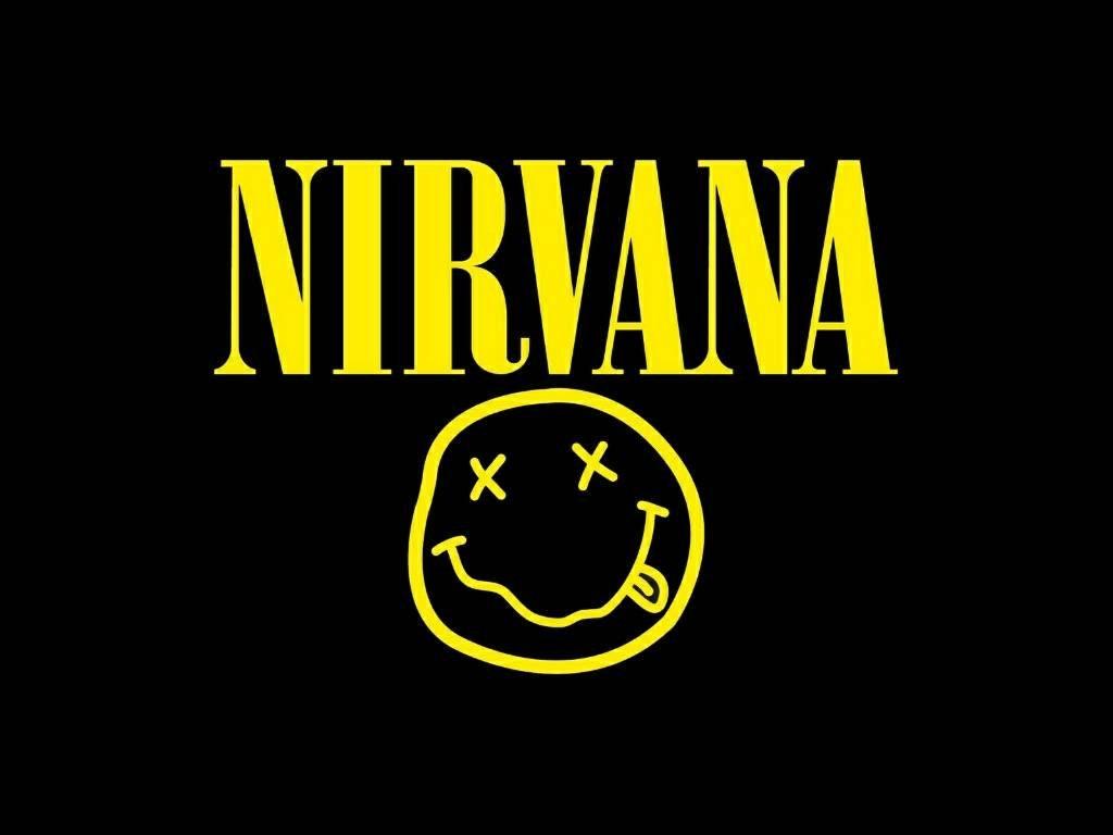 Nirvana Illustration Logo Digital artistic print