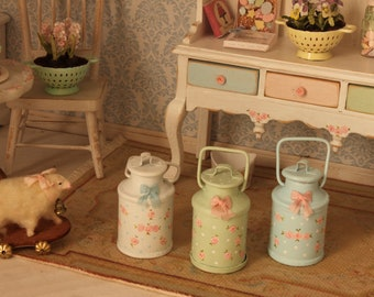 Milkmaid for dollhouses