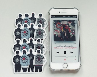 all time low last young renegade sticker