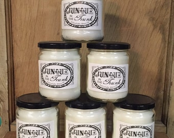 16 oz. Junque in the Trunk candle
