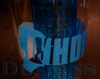 Dr Who Whovian To Go Reusable Plastic Tumbler Cup