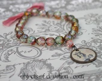 MARY'S GRACE * Catholic Jewelry * Catholic Bracelet * Catholic Gift * Mary Bracelet * Our Lady * Religious Jewelry * Religious Gift *