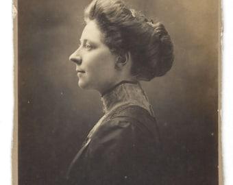 Vintage Photograph Identified - Irma Case