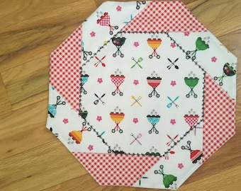 Summer BBQ Placemats (set of 4)