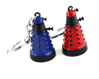Dalek Keychain from Doctor Who