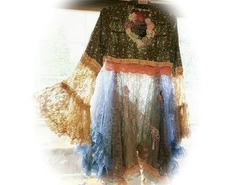 Santa Cruz gypsy duster. Madonna dream duster.