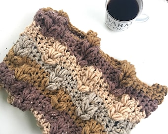 Chunky Textured Cowl