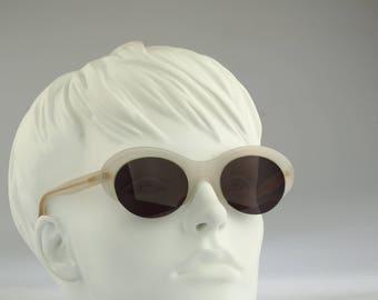 Lewis 704 RIB, Vintage cat eye sunglasses, 90s Rare and unique / NOS