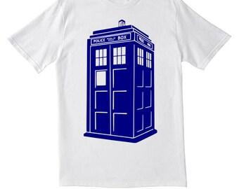 Doctor Who TARDIS Tee Shirt