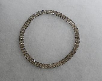 Simple Rhinestone Necklace