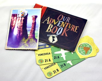 """Ellie Badge with """"OUR"""" Adventure Book collector's set"""