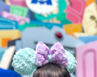 Jumbo Fuzzy Monsters Inc Ears