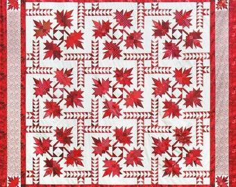 Northern Neighbours Quilt Pattern