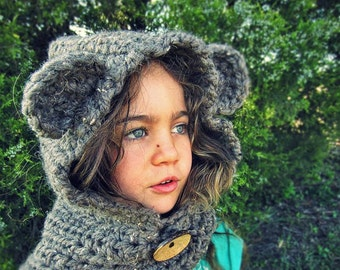 Bear Cowl