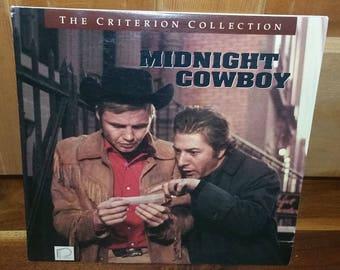 Midnight Cowboy LASERDISC Movie Film