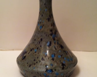 Studio Pottery Vase Unsigned