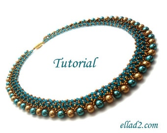 Tutorial Freya Necklace - Bead pattern
