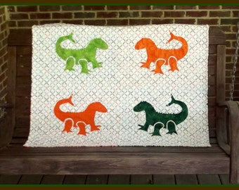 There's No Such Thing as Dragons Quilt Pattern