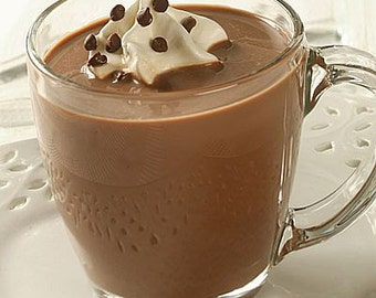 Hot Chocolate Mix - All Natural Vegan Gluten Free Kosher Dutch Colony Hot Cocoa Mix. Made with 3 Simple Delicious Ingredients