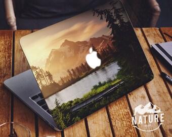 Nature Macbook Sticker / Macbook Decal / Stickers Macbook pro / Macbook air sticker / Macbook air 11 case / Macbook pro 13 case / NI041