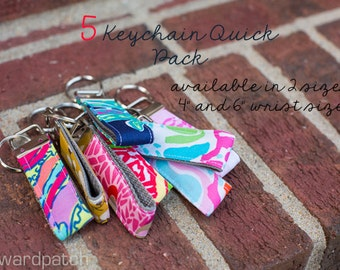 5 KeyChain QUICK PACK