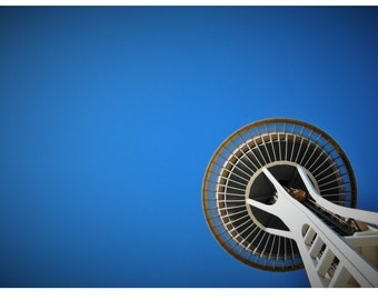 Iconic Seattle - Space Needle
