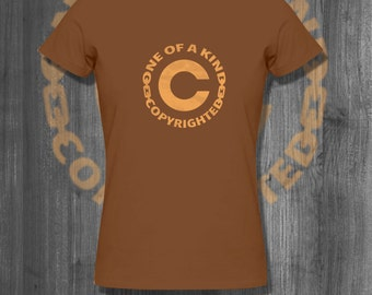 I'm Copyrighted T-shirt Afrocentric T-Shirt Plus Size Clothing African Clothing African Attire African Wear African Shirt black pride