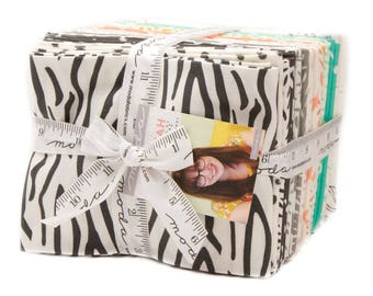 Savannah cotton fat quarters by Ginger for Moda fabrics