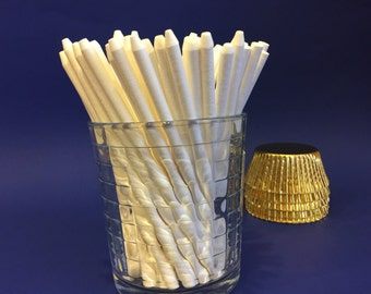 Candy Apple Sticks, Dessert Sticks, Corn Dog Sticks, Lollipop Sticks, Marshallow Sticks, Toffee Apple Sticks #25