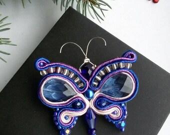 """Brooch """"Butterfly"""""""