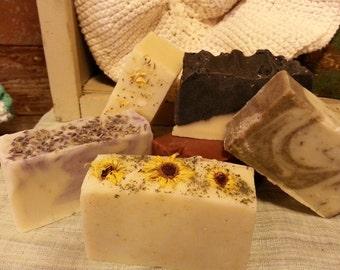 Soap, Handmade Goats Milk Soap