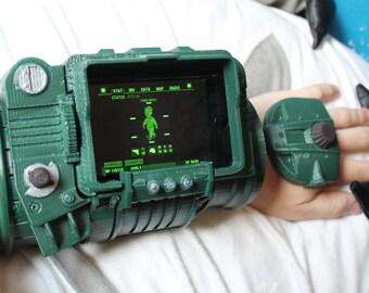 Pip Boy 3000 3D Printed Phone Case