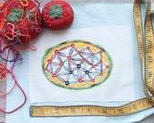 Colorburst Embroidery Single: Seeds