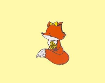 Flo the Fox