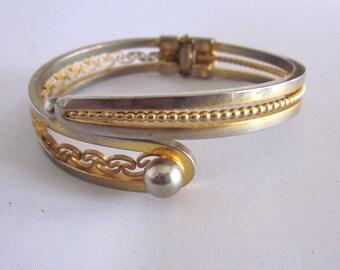 Spring Loaded Bracelet