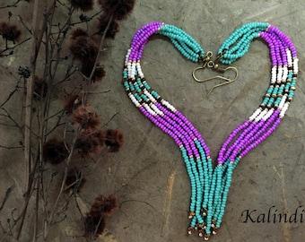 Extra long earrings,Long Seed Bead Earrings, Fringe Earrings, Beaded Shoulder Duster, Tribal Jewelry, seed bead earrings, boho earrings