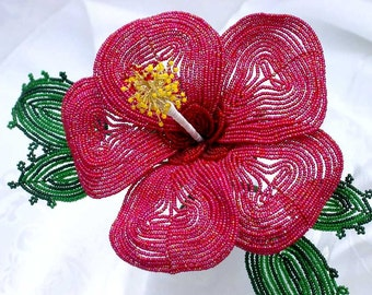Beaded Flower Patterns CD