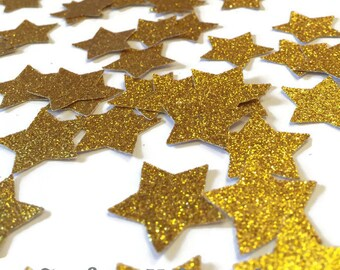Gold Crown Confetti, prince party decor, princess confetti, gold glitter decor, party confetti, birth announcements, baby shower, tiara
