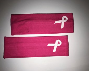 Breast Cancer Pink Headband