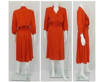 ARGENTI Shirt Dress Size 12