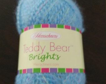 Blue Baby Yarn
