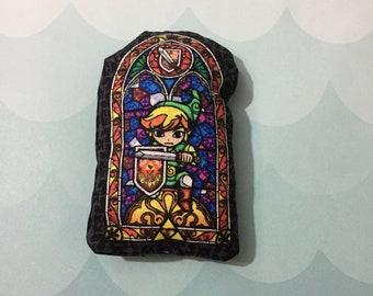 Legend of Zelda Link Cat Nip Toy