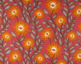 1-1/2 yards Premier Prints Fenton Twill Sherbet / Home and Living/Decor and Housewares A2