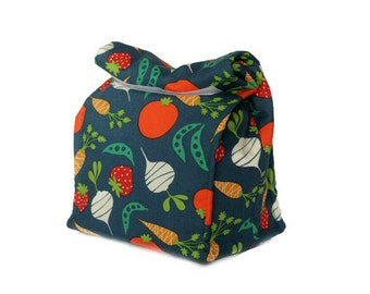 MTO Insulated lunch bag - Veggies