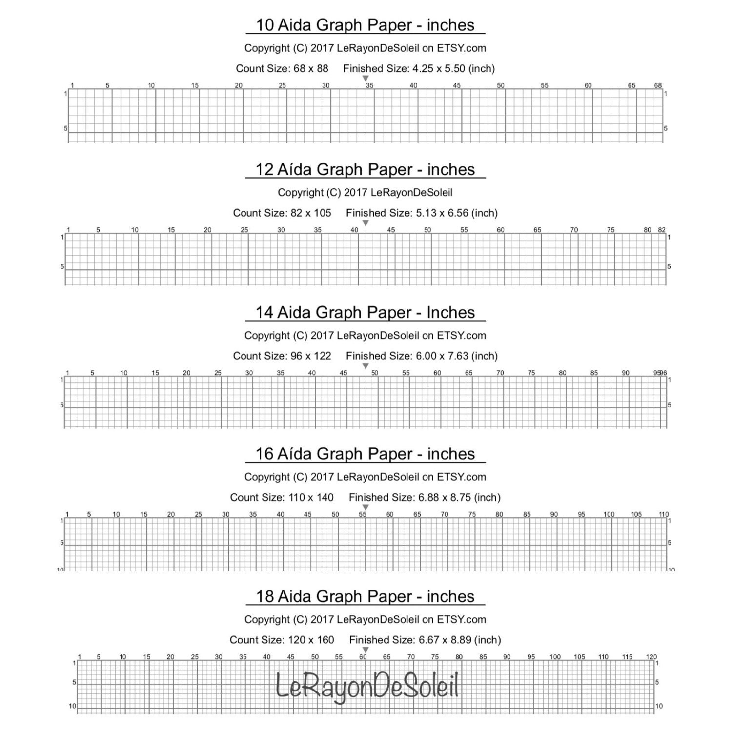 full page graph paper template