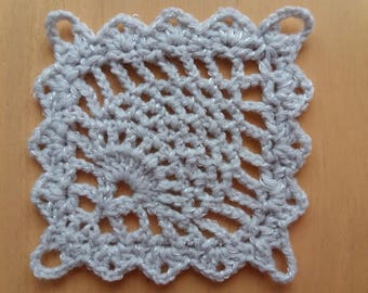Pineapple square motive,pdf download crochet square pattern,pineapple square with border,granny square pattern,easy pineapple square, afghan