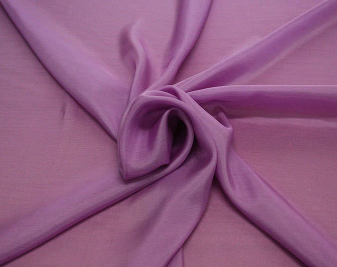402207-taffeta natural silk 100%, wide 110 cm, made in India, dry cleaning, weight 58 gr, price 1 meter: 26.50 Euros