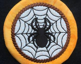 NNC ITH  Round Spider Coaster